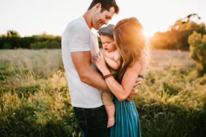 Golden Hour Family Photographer - Perfect Story Photography